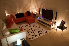 Orange And Brown Living Room What The Colour Of Your Living Room Says About You Smooth Decorator