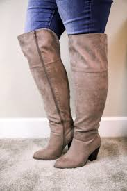 over the knee boots 7