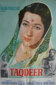 Image result for film (Taqdeer)(1967)