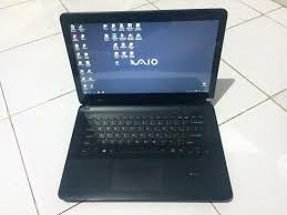 sony vaio laptop. sony vaio svf14416sgb. amd a8-5545m. ram 4gb. hdd 500gb. radeon sony vaio laptop m