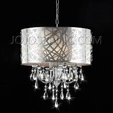 fantastic crystal chandelier light chrome 5 intended for decorations 7