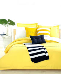 duvet cover light yellow pale full queen gingham