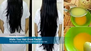 This Recipe Can Help You To Make Your Hair Grow Faster And It Is