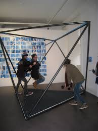 Dun Laoghaire College Of Art And Design On Location At Imma The Iadt First Years Imma
