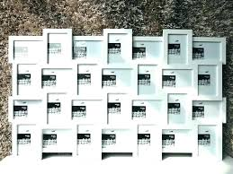 large multi photo frames black wall frame collection w ikea fram