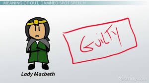 Lady Macbeth Quotes 87 Stunning Out Damned Spot' Meaning Overview Video Lesson Transcript