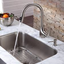 Granite Undermount Kitchen Sinks White Kitchens With Granite Countertops Cabinets White Kitchens