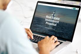 Real Estate Investment Proposal Template Professional Sample Proposal