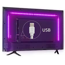 install led strip lights for tv