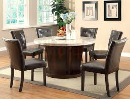marble top round dining table india set counter height sets