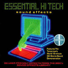 BBC Radiophonic Workshop  Essential Hi Tech Sound Effects