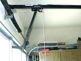 low ceiling garage door opener low ceiling garage door opener zero clearance garage door opener um