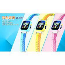 Đồng hồ định vị trẻ em Y5 - Đồng hồ thông minh màn hình cảm ứng GPS Tracker