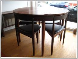 Extraordinary 25 Space Saving Dining Table And Chairs Design