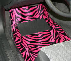 girly car floor mats. Simple Car Pink Zebra Car Floor Mats Intended Girly R