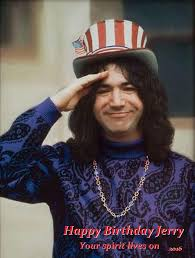 Image result for jerry garcia happy birthday picture