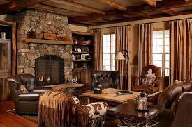 Amazing Cabin Themed Living Room Cabin Style Living Room