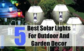 best solar garden lights. Idea Lantern Solar Lights For Garden 5 Best Outdoor And Decor I
