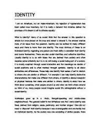 my cultural identity essay dissertation hypothesis writing essays my cultural identity essay