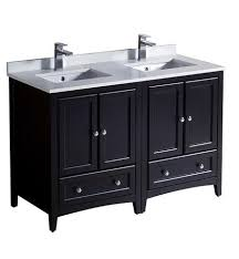 Traditional double sink bathroom vanities Antique White Fresca Oxford 48 Dream Bathroom Vanities Fresca Oxford 48