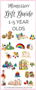 Montessori Gift Guide: Toys for 1 to year olds. - Nessa Gifts Toddlers   toys