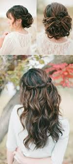 39 Besten Frisuren Bilder Auf Pinterest Hochzeiten Standesamt