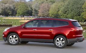 2012 Chevrolet Traverse Specs and Photos | StrongAuto