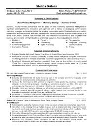 Example Resume Summary How to write a good hooks for an essay Writersperhour Newark 69