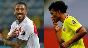 Peru vs Colombia: history and ...