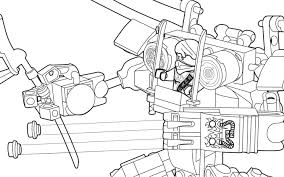 LEGO Ninjago coloring sheet. 70754 | LEGO® Coloring Sheets ...