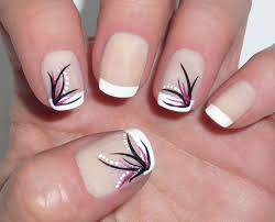 Easy & Beautiful Nail Art Designs For Short Nails at Home - A ...
