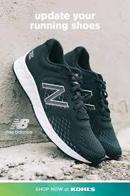 Kohls Mens Size Chart Find New Balance Shoes At Kohls Step Up Your Workout Style