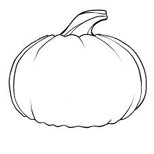 Small Picture Coloring Blank Pumpkin Coloring Pages To Print Pumpkin Coloring