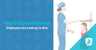 24 Hour Chart Check Nursing Top 25 Types Of Nurses Employers Are Looking To Hire