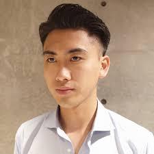 コンサバ ツーブロック メンズヘア メンズmens Grooming Salon Aoyama