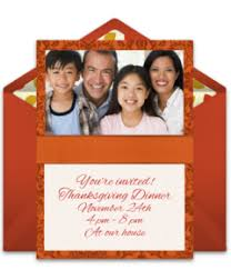 Free Online Thanksgiving Invitations Free Thanksgiving Online Invitations Punchbowl