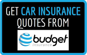 Insurance Quotes Cool BUDGET CAR INSURANCE QUOTES