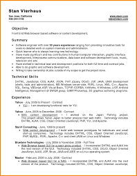 Word Document Sample Resume Free Resume Example And Writing Download
