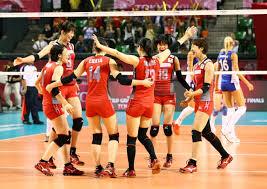 วอลเลย์บอล กีฬาอีกหนึ่งชนิดที่ได้รับความนิยมในเอเชีย - sports asia now