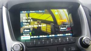 Interior view of 2013 Chevrolet Equinox LT w/ MyLink Technology ...