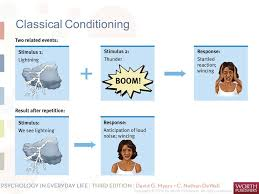 Example Of Classical Conditioning Learning How Do We Learn Classical Conditioning Operant