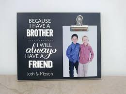big brother dog picture frame brothers personalized gift dandelion wishes 1 2 copy personalized brothers photo frame