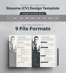 Cv Design Inspiration 12 Heegan Times