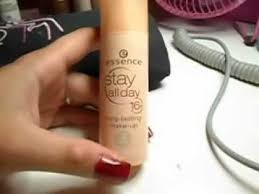 review essence stay all day 16 h foundation review