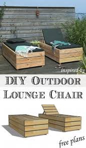 diy lounge furniture. diy reclining outdoor lounge chair with storage chairs and weather diy furniture u