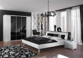 black and white furniture bedroom. Adding Flavor Into Your Bedroom Using Modern Furniture Black And White
