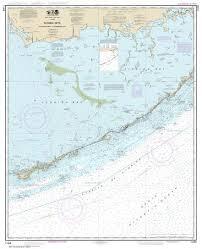 Noaa Charts Florida Keys Noaa Chart 11452 Florida Keys Alligator Reef To Sombrero Key