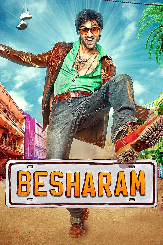 Besharam 2013 WEB-Rip x264 1080p [3.68 GB] 720p [1.18 GB] 480p [472 MB]   G-Drive