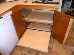 Corner Cabinet Shelving Unit Decor Captivating Blind Corner Cabinet For Kitchen Decoration 71