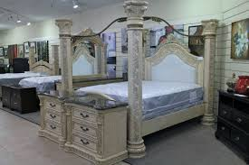 Las Vegas Bedroom Furniture King Canopy Bedroom Set Colleens Classic Consignment Las Vegas